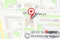Схема проезда до компании Медиа-Тайм в Иваново