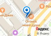 Избирательная комиссия г. Иваново на карте