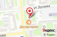 Схема проезда до компании АРГО-МОНТАЖ в Иваново