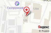 Схема проезда до компании Ельдекор в Иваново