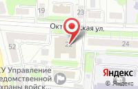 Схема проезда до компании Багет+фото в Иваново