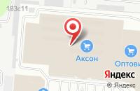 Схема проезда до компании Moon в Иваново