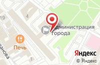Схема проезда до компании Администрация г. Иваново в Иваново