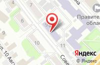 Схема проезда до компании Ивановское музыкальное училище в Иваново