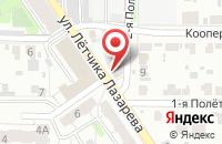 Схема проезда до компании МиК-мебель в Иваново
