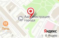 Схема проезда до компании Родной Край в Иваново