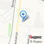 Автолюкс на карте Костромы