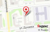 Схема проезда до компании Арго-Логика в Иваново