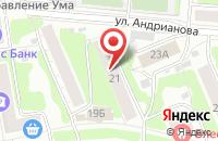 Схема проезда до компании Студия стиля в Иваново