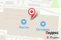 Схема проезда до компании Euro Sofa в Иваново
