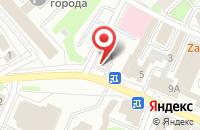 Схема проезда до компании НАША ТЕХНИКА в Иваново