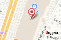 Схема проезда до компании СтильШарм в Иваново