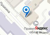 Департамент внутренней политики Ивановской области на карте