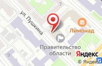 Схема проезда до компании Избирательная комиссия Ивановской области в Иваново