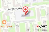 Схема проезда до компании Детский сад №95 в Иваново