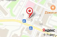 Схема проезда до компании Кабачок на часовенной в Иваново