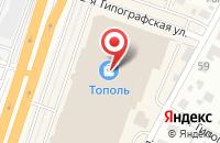 Схема проезда до компании TechnoPoint в Иваново