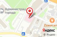 Схема проезда до компании Fleur в Иваново