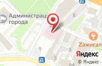 Схема проезда до компании Эрма в Иваново