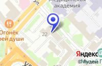 Схема проезда до компании ОТДЕЛ АРЕНДЫ БИЗНЕС-ЦЕНТР НА СОВЕТСКОЙ в Иваново