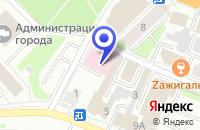 Схема проезда до компании ОТДЕЛ АРЕНДЫ ПЕТРОВСКИЙ в Иваново