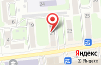 Схема проезда до компании Фармация в Иваново
