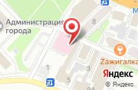 Схема проезда до компании Faberlic в Иваново