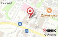 Схема проезда до компании Мебельный магазин в Иваново
