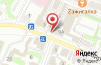 Схема проезда до компании Радуга шаров в Иваново