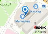 ИП Сергеев А.А. на карте