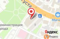 Схема проезда до компании GreenSpark в Иваново