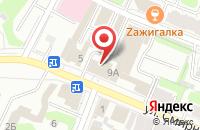 Схема проезда до компании Loft cafe в Иваново