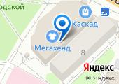 ИП Данилов С.В. на карте