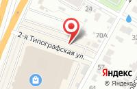 Схема проезда до компании На высоте в Иваново