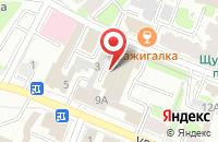 Схема проезда до компании Expert Service в Иваново
