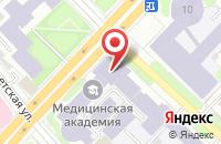 Схема проезда до компании Ивановская Государственная Медицинская Академия в Иваново