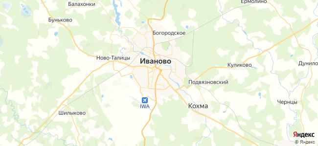 7 автобус в Иваново