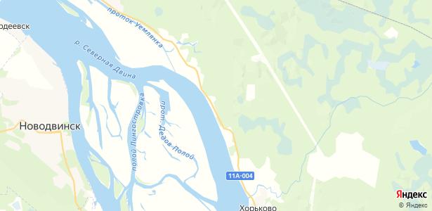 Бабанегово на карте