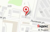 Схема проезда до компании Ярослав в Костроме