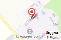 Схема проезда до компании Школа-интернат (коррекционная) с. Ковалевского в Ковалевском