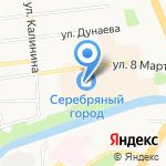 Yota на карте Иваново