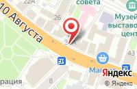 Схема проезда до компании Мастерская по изготовлению ключей на ул. 10 Августа в Иваново