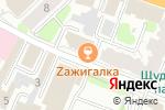 Схема проезда до компании Зажигалка в Иваново