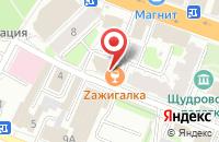 Схема проезда до компании Мастерская Красоты Ксении Анисимовой в Иваново