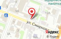 Схема проезда до компании ЭкспертБытСервис в Иваново