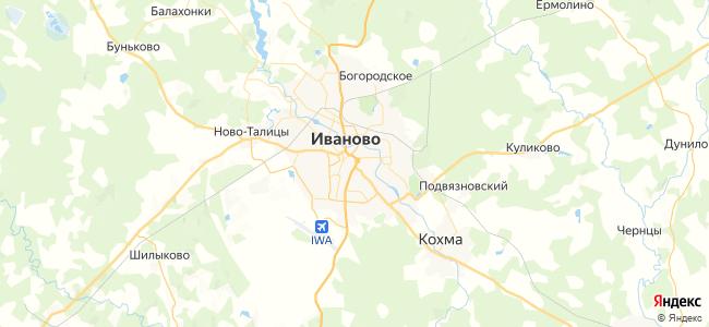 35 маршрутка в Иваново