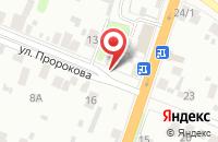 Схема проезда до компании Поющие Маки в Иваново