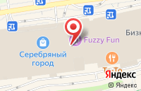 Схема проезда до компании Эврика-мебель в Иваново