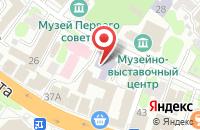 Схема проезда до компании Детская музыкальная школа №4 в Иваново