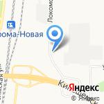 Арт-Модель на карте Костромы